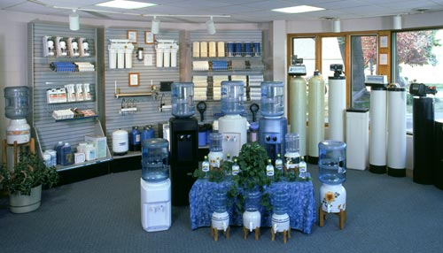 The Abendroth Water Conditioning Showroom